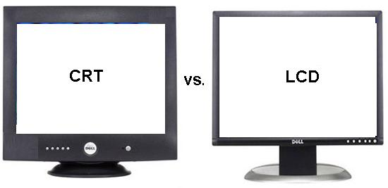 How LCD Is Better Than CRT