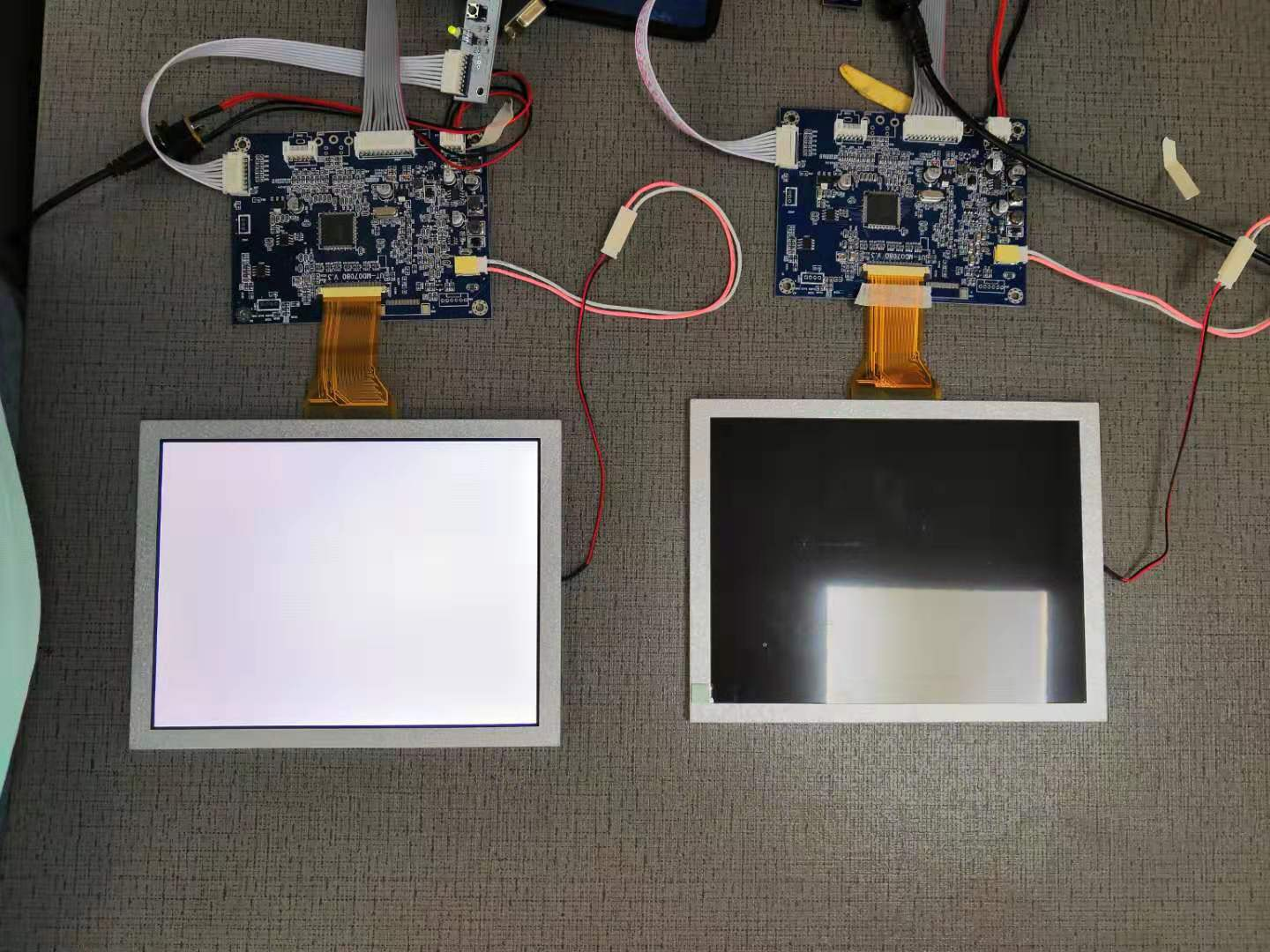 A New Method of Program Burning for LCD Driver Board