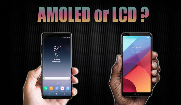 Some Inherent Defects Of AMOLED Screen