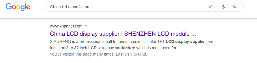 4 Steps To Source The Best China LCD Supplier Online